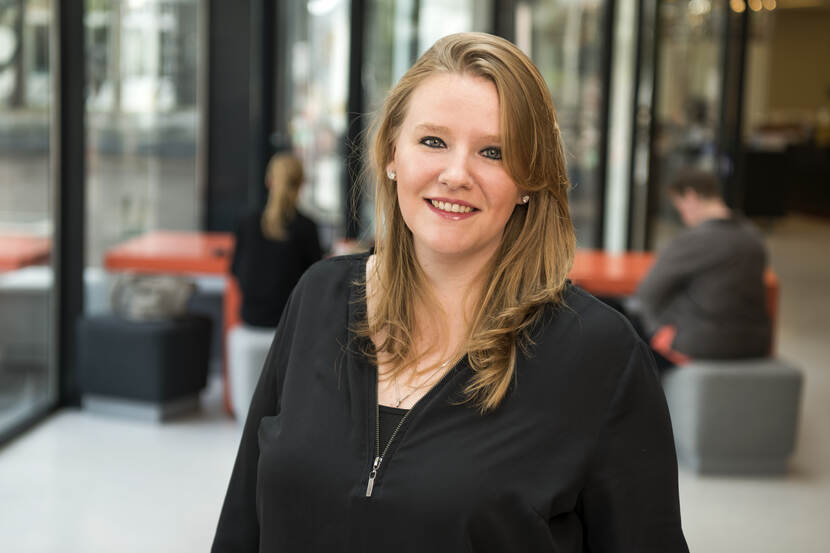 Susanne van der Wilk