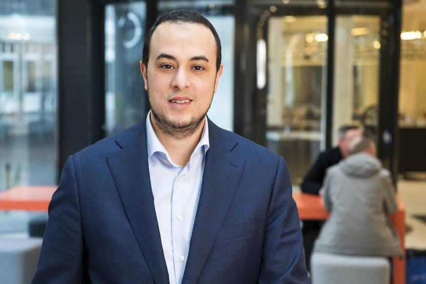 Iliass El Hadioui MSc