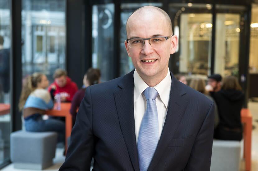 Prof. dr. mr. Pieter Huisman